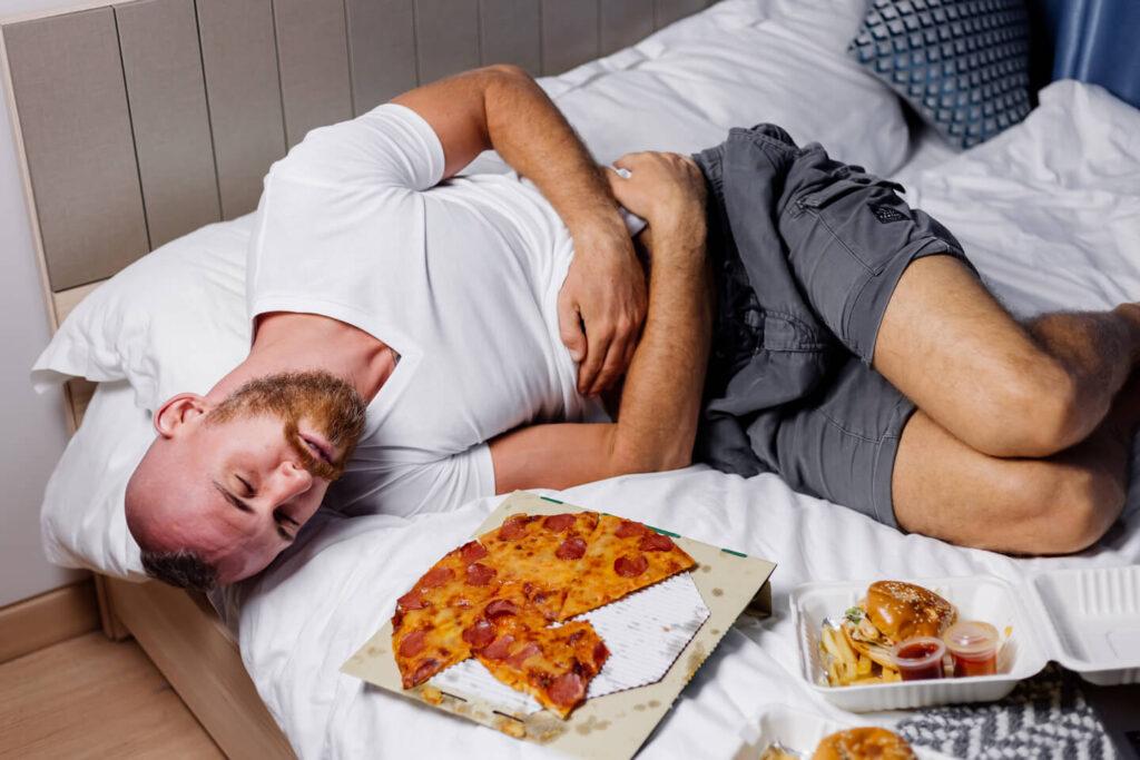Причини переїдання